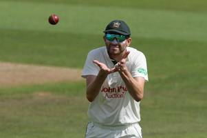 inspirational late harry gurney spell sees nottinghamshire edge closer to county championship survival