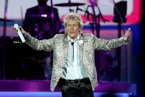 Legendary rocker Rod Stewart adds Bristol date to UK tour days after Take That confirm their city gig