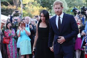 Meghan Markle and Prince Harry's Royal Tour dates give huge pregnancy hint