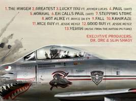 """Eminem Shares The Most Savage Bad """"Kamikaze"""" Reviews & Proceeds To Flex Insane Sales: """"Thanks For The Support A**holes!"""""""