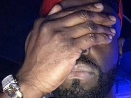 "funk flex in tears over 50 cent trolling strip club permanently closing: ""f**k starlets! finished finished!"""