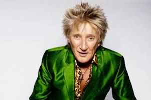 rod stewart announces his 2019 uk tour, rod stewart live in concert - including one big night for scottish fans