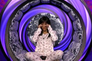 roxanne pallett's cbb 'punchgate' row probed by ofcom after more than 25,000 viewers complain