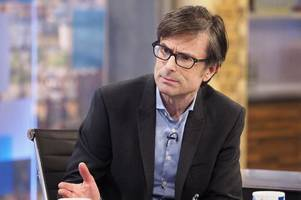 robert peston on 'desperate guilt' of finding love after the death of his wife sian busby