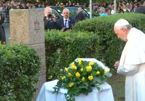 lithuanian jews mark 75 years to the destruction of the vilnius ghetto