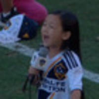 zlatan ibrahimovic left beaming by 7-year-old malea emma's stunning rendition of star spangled banner before galaxy match