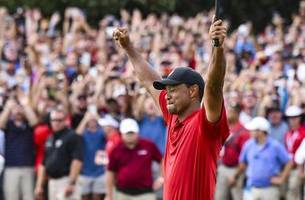 Cris and Nick reflect on Tiger Woods' Tour Championship win: It's an exciting time for the world of Golf