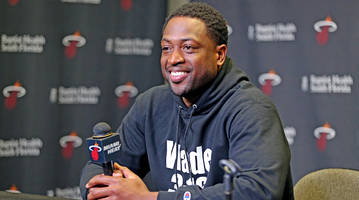 dwyane wade q&a: traveling, a kevin durant conspiracy theory and more