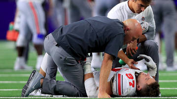 nick bosa's dad: ohio state de will not be reevaluated until november