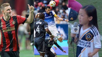 the mls xi, week 30: playoff fortunes waver and one impeccable anthem