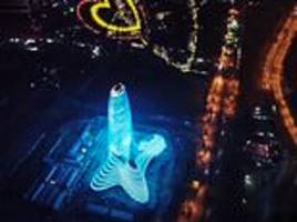 chinese skyscraper which 'looks like a penis' is mocked online