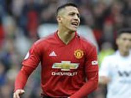 alexis sanchez is 'lost' at manchester united, says former arsenal forward paul merson