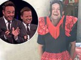 Ant McPartlin wishes Declan Donnelly happy birthday with funny snap