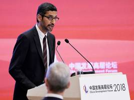 Google CEO Sundar Pichai will discuss China plans and alleged bias against conservatives with GOP lawmakers (GOOG, GOOGL)