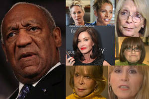 60 bill cosby accusers: complete breakdown of the accusations