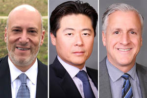 harry abrams sells his agency to robert atterman, brian cho and adam bold