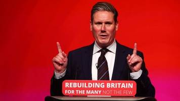 labour: don't rule out remain option in brexit vote says starmer