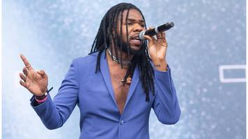 mnek 'disappointed' in lack of support from straight black men