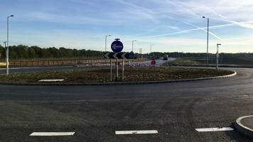 Beccles Southern Relief Road opens after 20-year campaign