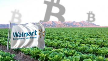 walmart wants to track lettuce on the blockchain