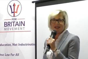 katie hopkins tells far right conference 'i'm on your team'
