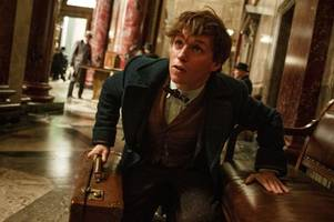 fantastic beasts: the crimes of grindelwald trailer finally released