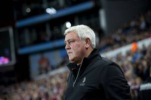 'In some people's eyes I will never be the answer' Steve Bruce's verdicts after every match so far