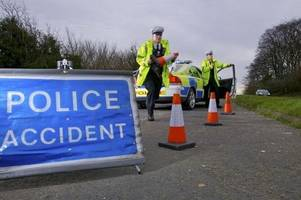 biker killed in a46 crash with car north of bath was man in his 60s