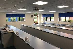 First two stages of St Mary's Catholic School refurbishment in Bishop's Stortford complete
