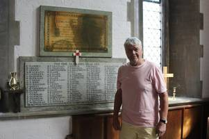long-standing hertford cricket coach and player to lay poppies at 100 hertfordshire war memorials