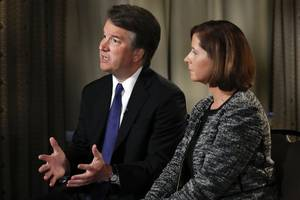 Kavanaugh Denies Allegations During Fox News Interview, Refuses To Withdraw Nomination