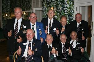 Dumfries and Galloway veterans of forgotten anti-communist campaign in Malayan jungle celebrate reunion