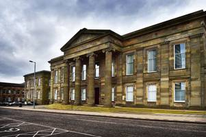 man breaches harassment order and assaults woman at wishaw home