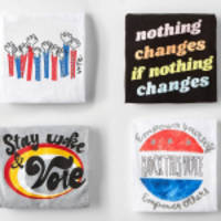 American Eagle Customers Design Rock the Vote T-Shirt Collection