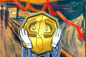 crypto markets continue to see red, xrp and eth tumble
