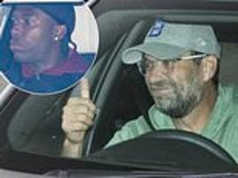 Liverpool stars arrive at Melwood ahead of Chelsea Carabao Cup clash with Klopp set to ring changes