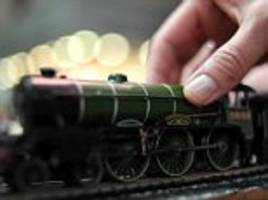 a 'focus on frugality' set to keep hornby on track despite the troubled toymaker's slipping sales