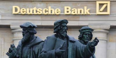 report: deutsche bank has discussed plans for a merger with swiss giant ubs (db, ubs)