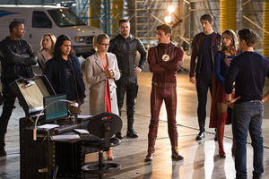 'arrowverse' crossover: everything we know so far – including the title