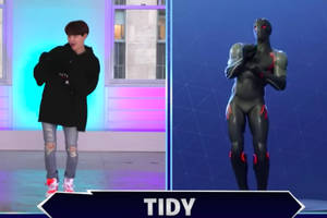 bts shows up jimmy fallon in 'fortnite' dance challenge (video)