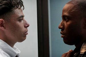'monsters and men' film review: timely race-based drama centers on controversial killing