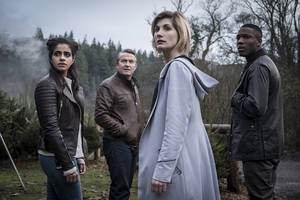 new york comic con 2018 schedule: 'doctor who' brings jodie whittaker – and global premiere