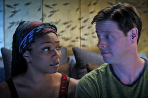 'the oath' film review: ike barinholtz's directorial debut spins a timely, messy political parable