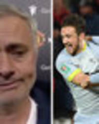 Chelsea fans think Frank Lampard RINSED Jose Mourinho after Derby humiliated Man Utd