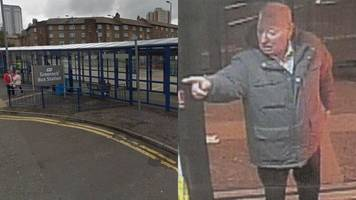 cctv appeal to trace elderly man over teenager assault