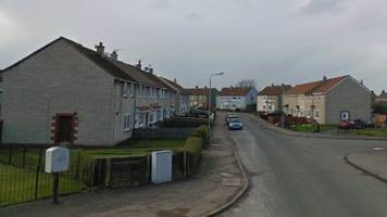 man and woman charged after £750,000 cocaine raid in blantyre