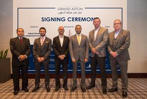 archipelago international signs first makkah hotel and master franchise deal with jabal omar development company's subsidiary, warifat hospitality