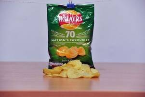 Why Royal Mail wants people to stop putting empty Walkers crisp packets in the post