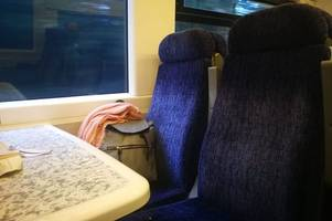 how much southeastern, southern and thameslink will charge you to get your lost property back