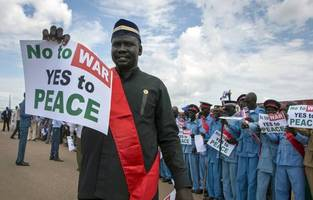 sudan and south sudan need a time out, but will the u.s. and china comply?